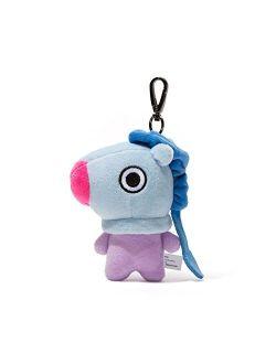 Character Soft Plush Stuffed Animal Keychain Key Ring Bag Charm, 12 Cm