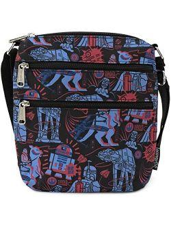 X Star Wars Empire 40th Anniversary Nylon Passport Bag