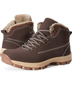 WHITIN Men's Waterproof Cold-Weather Boots
