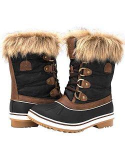 Women's 1837 Winter Snow Boots