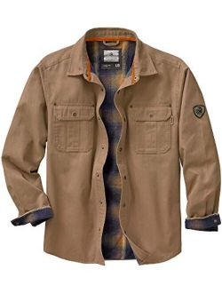 Men's Journeyman Shirt Jacket