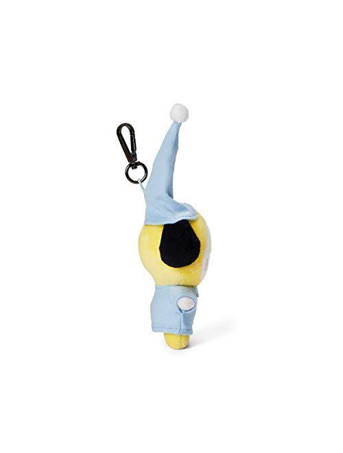 BT21 Dream of Baby Character Soft Plush Stuffed Animal Keychain Key Ring Bag Charm, 4.5 Inch