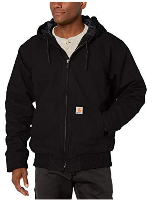 Carhartt mens Active Jacket J130 (Regular and Big and Tall Sizes)