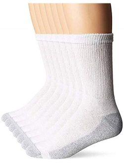 Men's 6-pack Freshiq Odor Control X-temp Comfort Cool Crew Socks