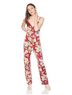 Women's Sleeveless Lux Jumpsuit