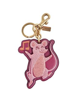 Musical Mouse Keychain