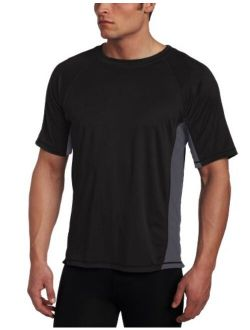 Men's Cb Rashguard Upf 50+ Swim Shirts Regular Extended Swimwear