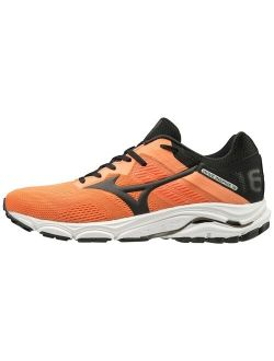 Mesh Lace Up Colorful Baseball Running Shoes