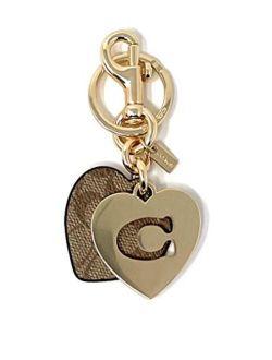 Signature Hearts Keyring Keychain - #91478