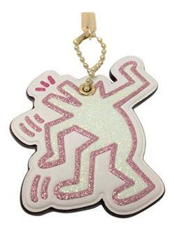 Keith Haring Dancing Dog Hangtag F66747 Chalk
