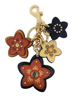 Wildflower Mix Bag Charm Style No 5136 Bright Ginger Multi