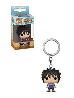 Naruto Shippuden Sasuke Uchiha Pocket Pop Keychain (aaa Anime Exclusive)