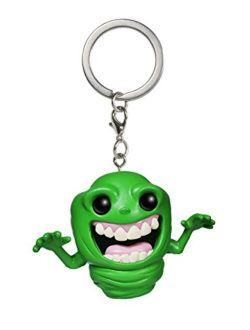 Pocket Pop! Keychain:ghostbusters - Slimer