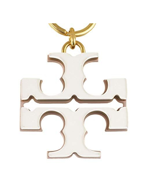 Tory Burch Resin Logo Key fob Key chain