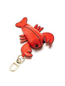 Luke The Lobster Key Fob Keychain
