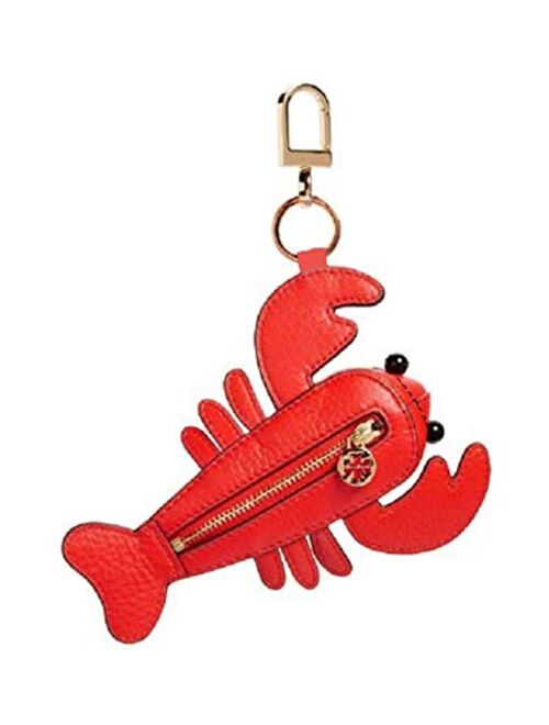 Tory Burch Luke The Lobster Key Fob Keychain