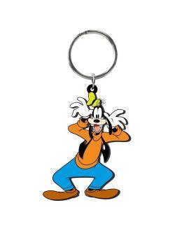 46724 Goofy Soft Touch Keychain