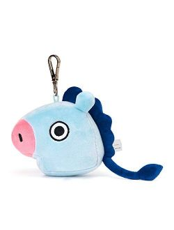 Character Soft Plush Stuffed Animal Keychain Key Ring Bag Charm, 10 Cm
