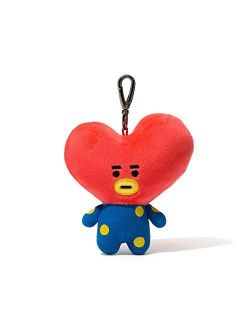 Tata Pluch Keyring One Size Red