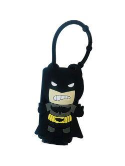 Hand Sanitizer Holder Cute Batman Hand Sanitizer Holder for Backpack, For 1 oz Bottle Case