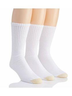 Ld Toe 2187s Ultra Tec Crew Socks - 3 Pack
