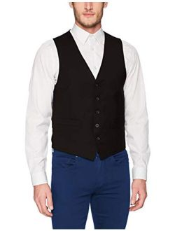 Men's Techni-cole Stretch Slim Fit Suit Separate (blazer, Pant, And Vest)