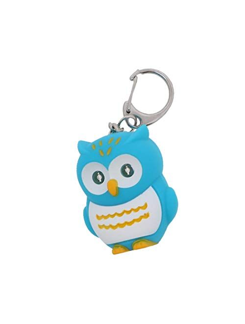 Animal LED Keychain with Flash Light and Sound Great Gift