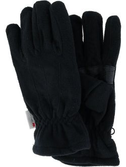 CTM Fleece Glove with Thinsulate Lining