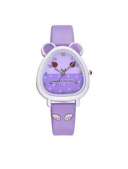 Gobestart Lovely Animal Design Boy Girl Children Quartz Watch Kid's Birthday Gift