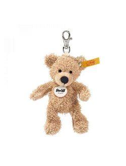Steiff Keyring Fynn Teddy Bear Keychain Beige