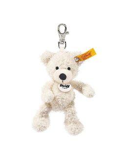 Steiff Keyring Lotte Teddy Bear Keychain White