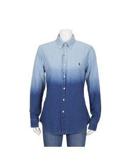 Men's Gradient Effect Shirt