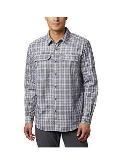 Men's Silver Ridge 2.0 Plaid L/s Shirt