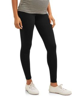 Maternity Oh! Mamma Legging with Full Panel (Available in Plus Sizes)