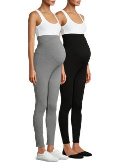 Me And Tru Legging With Full Panel, 3 Pack (available In Multiple Colors)