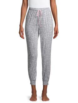Essentials Women's Tie Dye Stripe Sleep Joggers