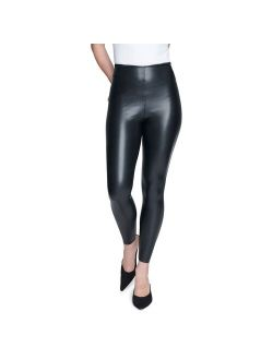 Women's Seven7 Faux Leather Sexy High Rise Leggings