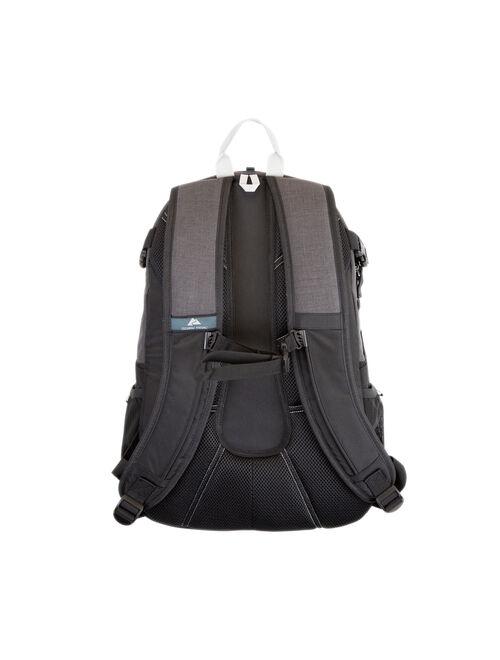 Ozark Trail Shiloh Multi Compartment 35L Backpack, Solid Pattern