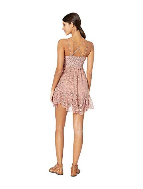 Free People Women's Adella Tie Dye Slip Dress