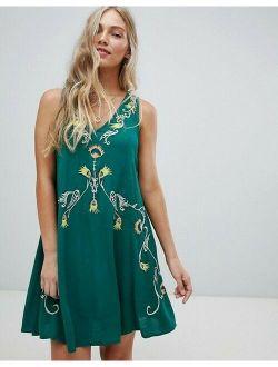 Intimately Adelaide Festival Mini Dress S Women's Casual New 16651