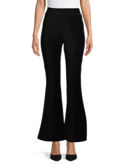 Womens Pull-on Knit Corduroy Pants
