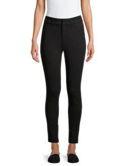 Women's Slim Ponte Pants