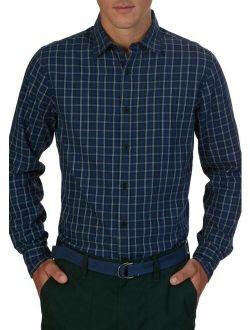 Tica Men's Slim-fit Long-sleeve Shirt Size 2xl