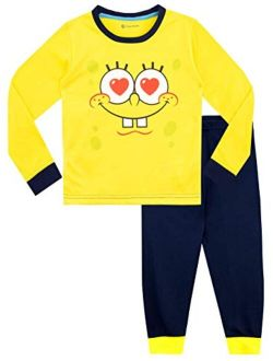 SpongeBob SquarePants Girls Sponge Bob Pajamas