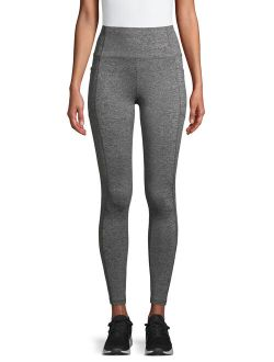 Performance Ankle Tight With Side Pockets