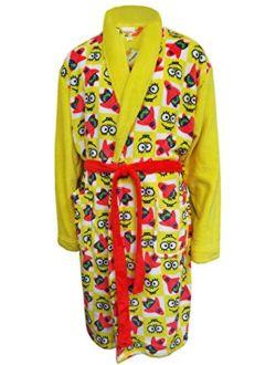 Underboss Men's Spongebob Squarepants Adult Plush Robe