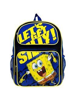Sponge Bob Medium Backpack