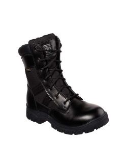 Work Men's Wascana - Athas 8 Inch Side Zip Water Proof Tactical Boots