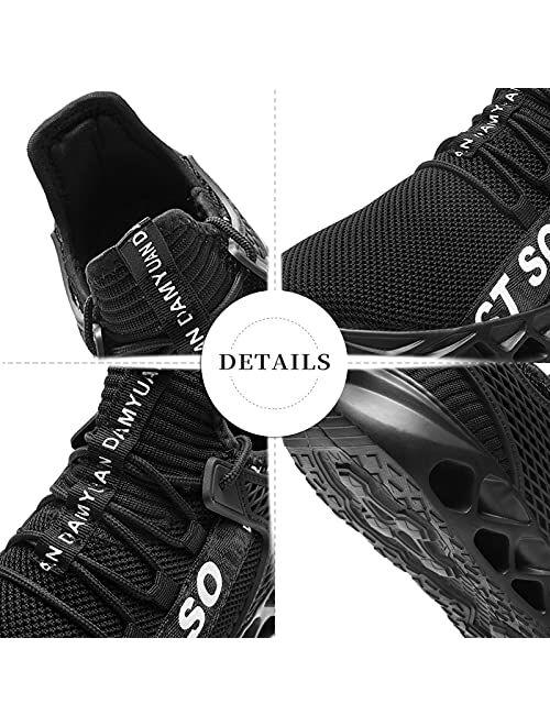 Tvtaop Just So So Running Shoes for Men Comfort Sneakers Walking Tennis Shoes