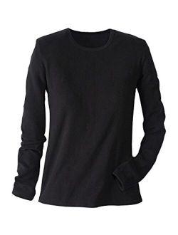 Cuddl Duds Women's Fleecewear Long Sleeves Top